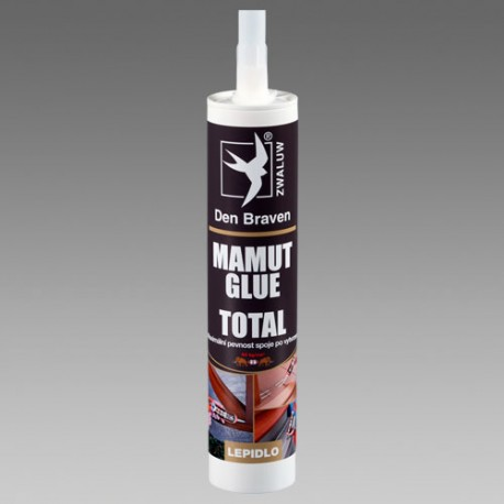 DEN BRAVEN Mamut Glue Total 290 ml bílý